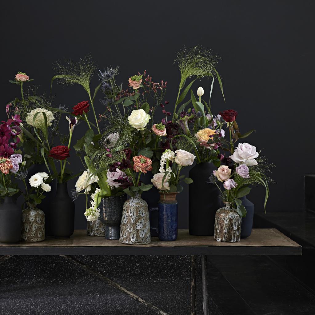 L'Agenda des Fleurs, février - la rose