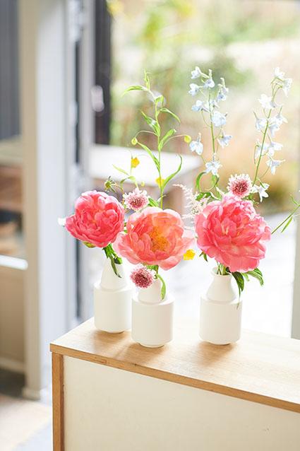 La pivoine est dans l'Agenda des fleurs en juin