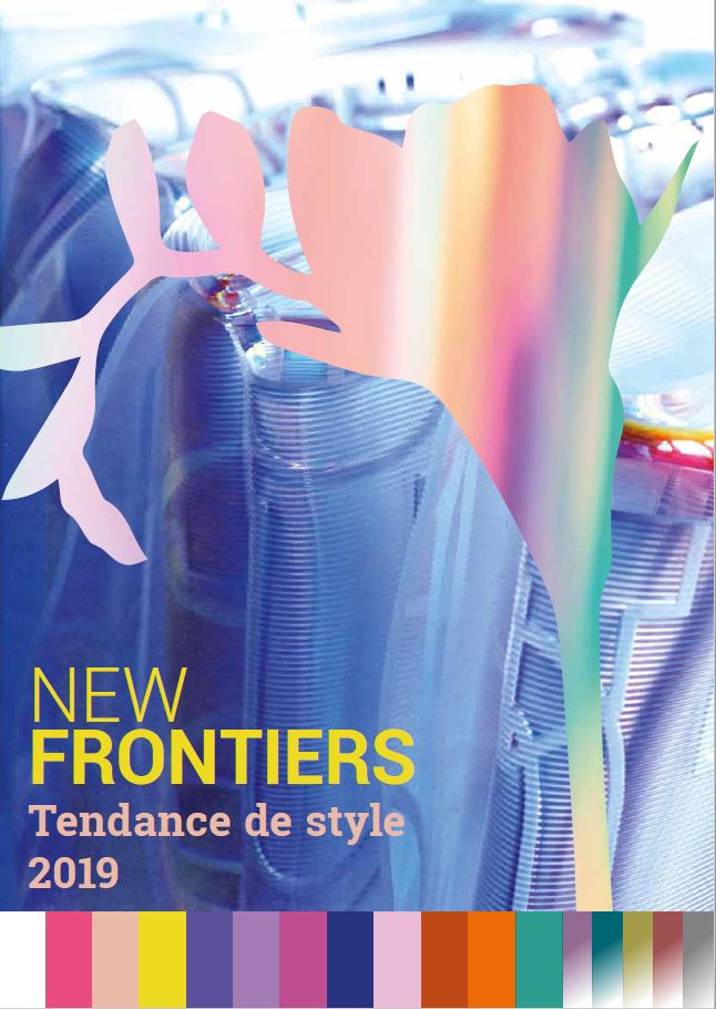 Style trend New Frontiers