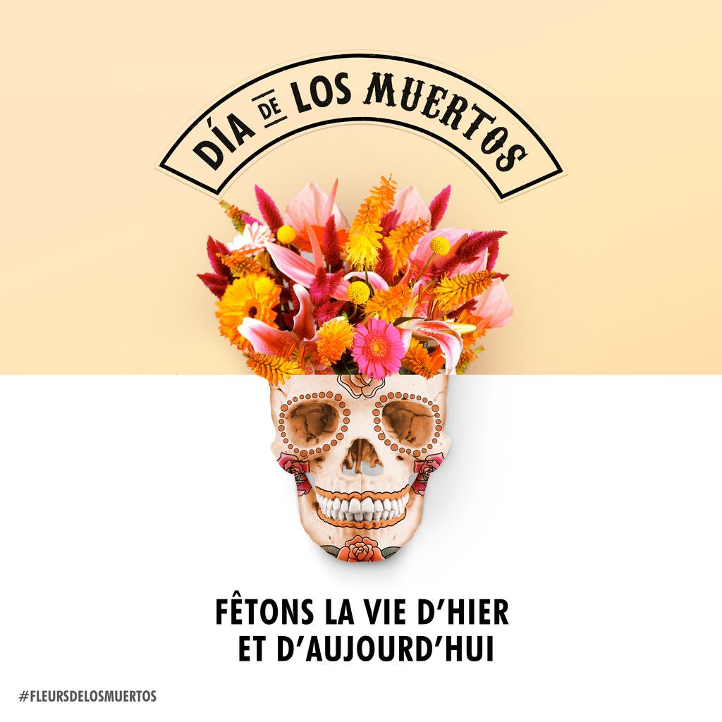 1 November: Día de Los Muertos in France