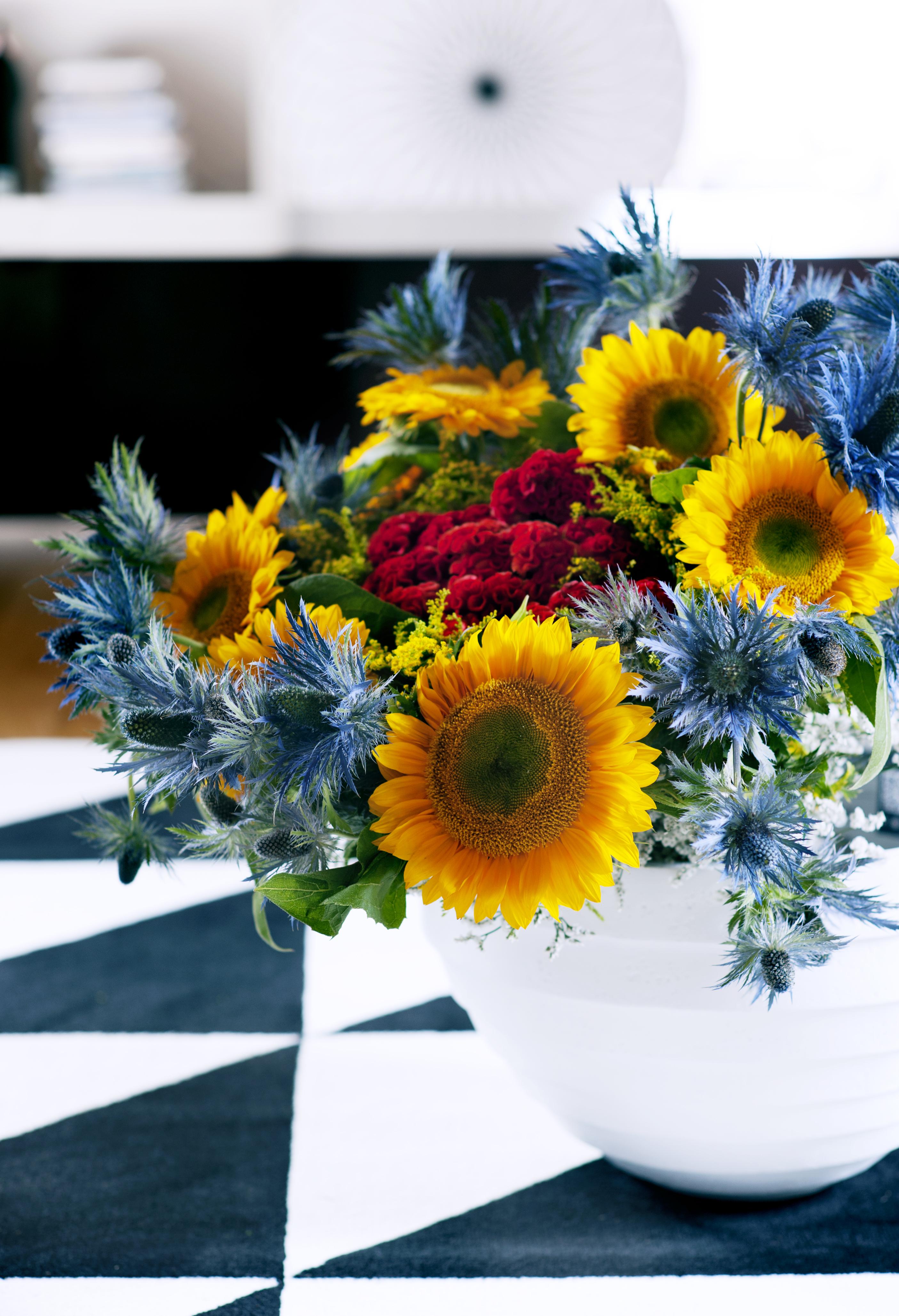 l'été est une fête de la reine des fleurs estivales | office des fleurs